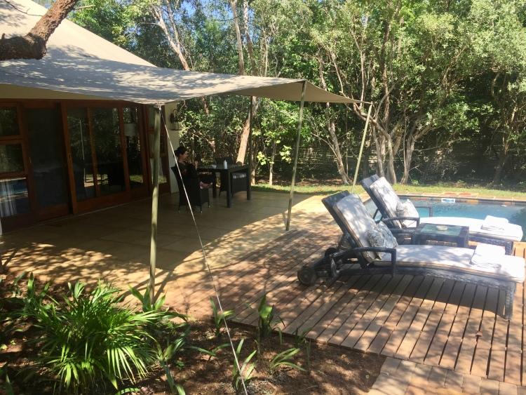 Safari Sabi sands room