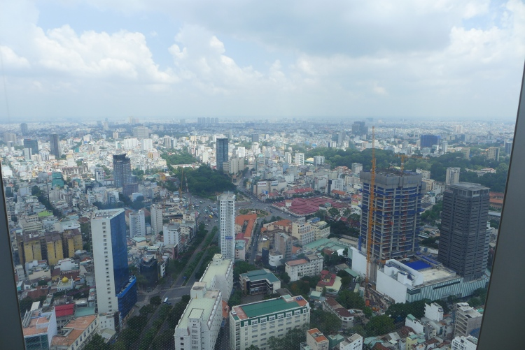 Vietnam from up high
