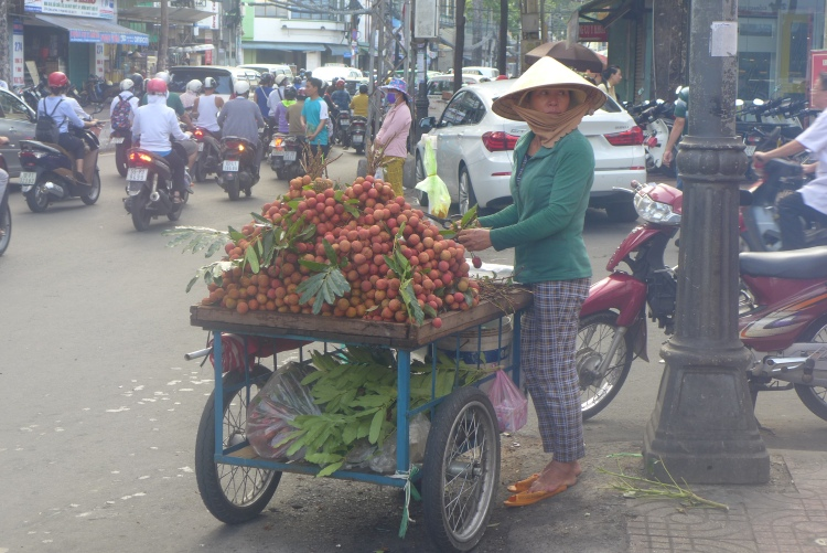 Street sellers ho chi minh city food suppliers