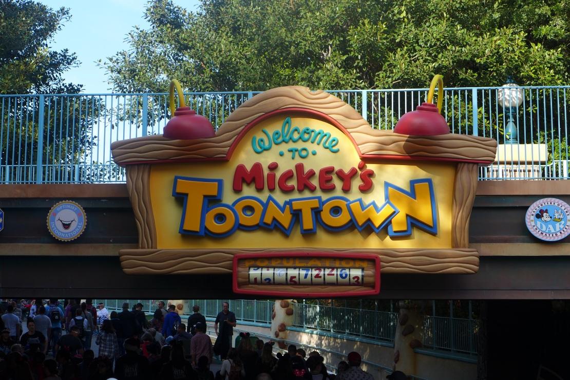 Mickeys toontown