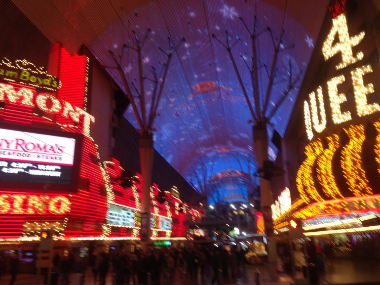 things to do Fremont Street