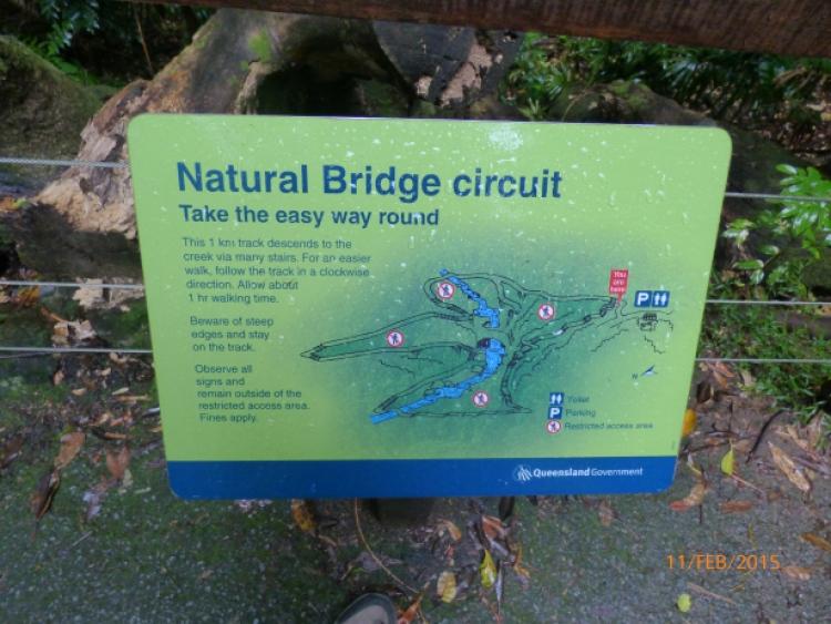 The Natural Bridge circuit